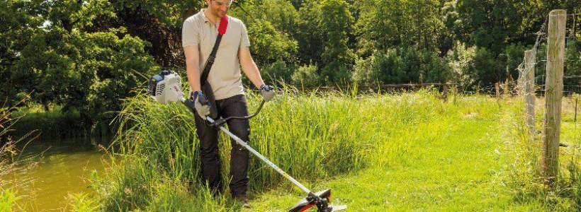 Лучшая мотокоса для вашего сада