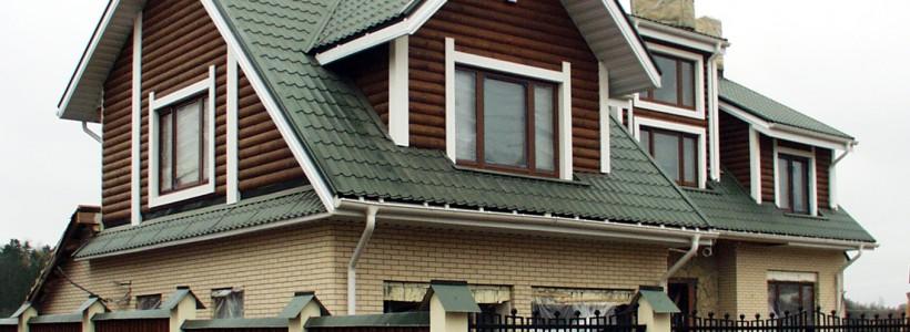 А чем вы кроете крышу?