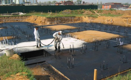 Своевременная гидроизоляция фундамента