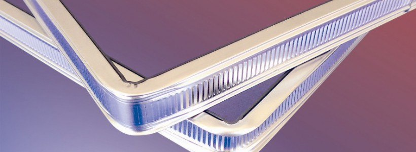 Производство стеклопакетов: технология «Теплый край»