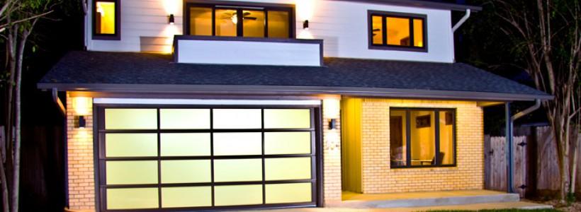 Современный гараж от «Строй-Фрост»