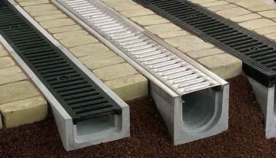 Комплекс ливневой канализации