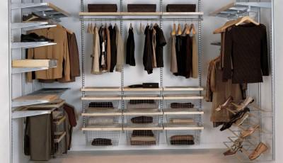 Выбираем гардеробный шкаф