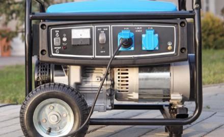 Использование дизельных генераторов на стройплощадке