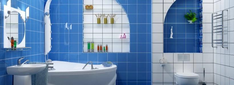 О качественном ремонте ванной комнаты