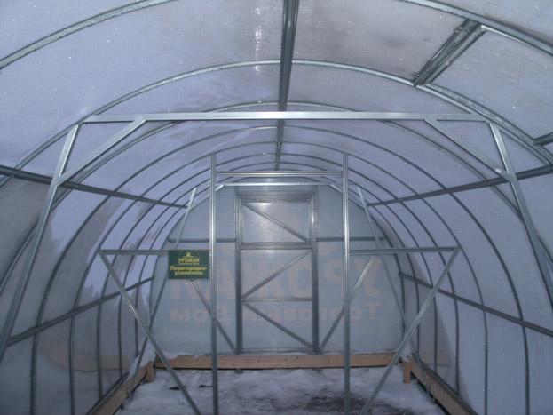Усилитель арки для теплицы Урожай