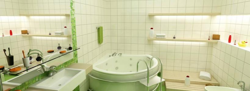Выбор кафельной плитки для красивого дизайна в ванной комнате