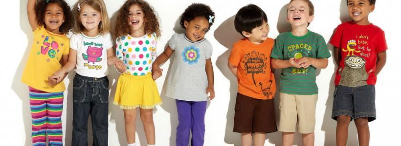 Самая дешевая одежда для детей доставка