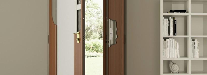 Как выбрать надежную металлическую дверь в дом?