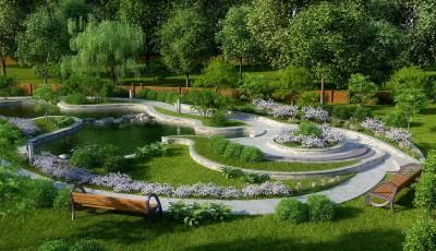 Подбираем ландшафтный дизайн для участка
