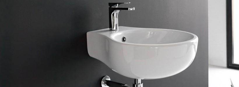 Подвесные раковины для ванной комнаты