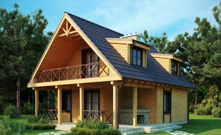 Что нужно знать о домах из бруса
