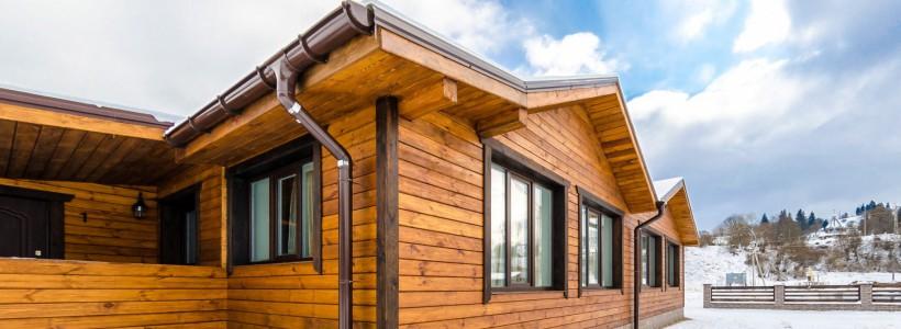 Варианты для деревянных домов