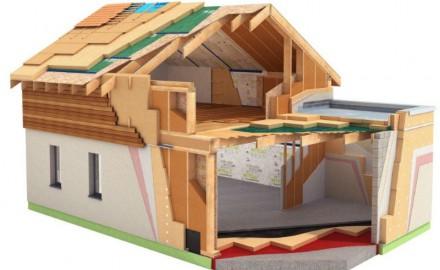 Пенопласт - внутреннее и внешнее утепление стен
