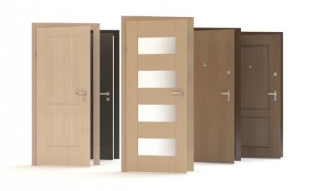 Разновидности межкомнатных дверей